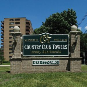 Country Club Towers Apartments For Rent in Clifton, NJ Welcome