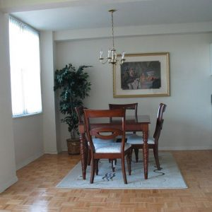 Country Club Towers Apartments For Rent in Clifton, NJ Diningroom