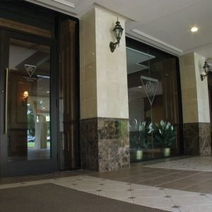 Country Club Towers Apartments For Rent in Clifton, NJ Entrance